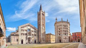 Parma - Duomo e Battistero